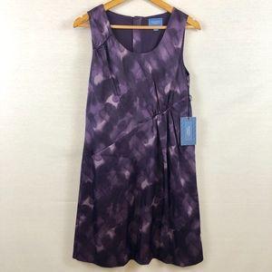 Simply Vera by Vera Wang *NEW* Purple Shift Dress